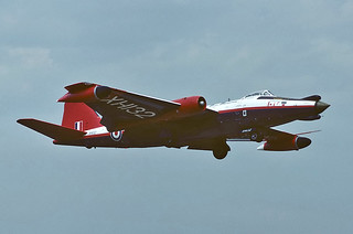 XH132 Canberra SC9 A&AEE, MOD(PE) Boscombe Down | by Stuart Freer - Touchdown Aviation
