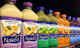 Naked Juice, 9/2014, by Mike Mozart of TheToyChannel and JeepersMedia on YouTube #Naked #Juice | by JeepersMedia