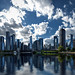Chicago Skyline by nextelbuddy