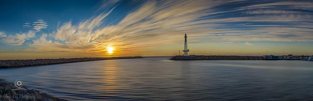 Lighthouse Pano