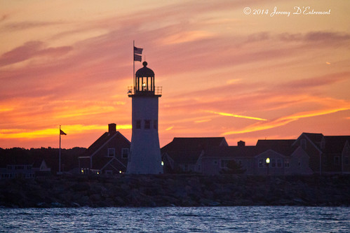 sunset usa lighthouse massachusetts scituate scituatelighthouse scituatelight wbnawnema
