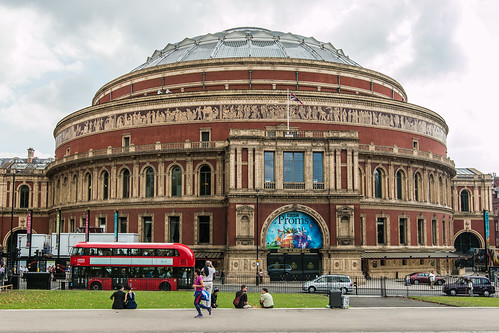 Royal Albert Hall | by sebastian.dahler