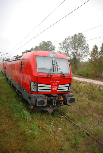 DB Schenker Rail Polska Vectron 5 170 042-3 | by cargo.cult