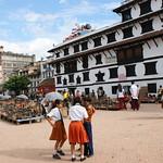 146-Kathmandu.Plaza Durbar