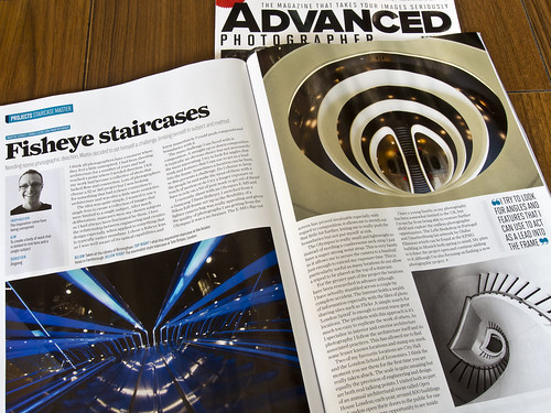 Advanced Photographer - October 2014
