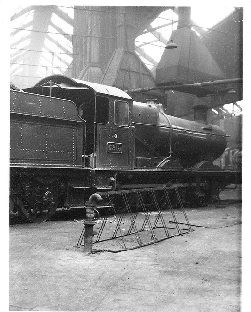 #3215 Inside St. Phillips Marsh Shed [82B] Mid 1950's