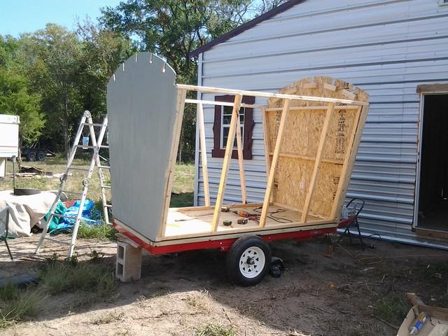 Gypsy trailor build 010