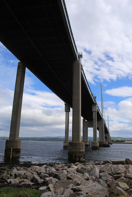 The Kessock Bridge