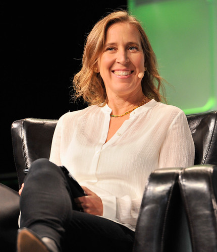 Susan Wojcicki, CEO | by US Department of State