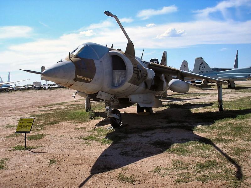 AV-8C Harrier 4