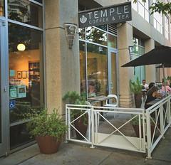 Temple Coffee Exterior
