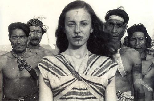 Berta Ribeiro entre os Kadiwéu