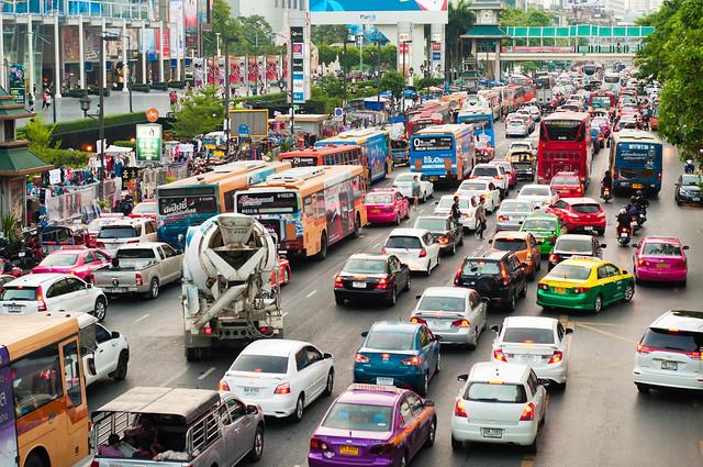 Everyday Traffic Jam