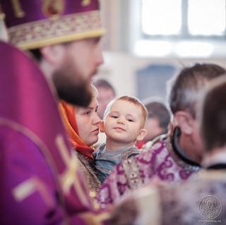 Литургия в Покровском соборе 360