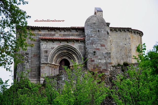 329 - Ermita Santa Cecilia - Vallespinoso de Aguilar (Palencia) - Spain.