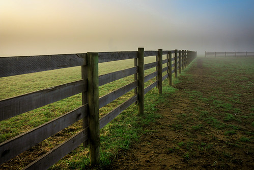 ohio grass fog sunrise canon fence spring mud nelsonville kmsmith