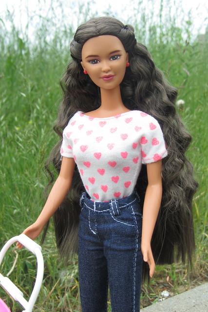 Peruvian Barbie Doll 1998 - DOTW