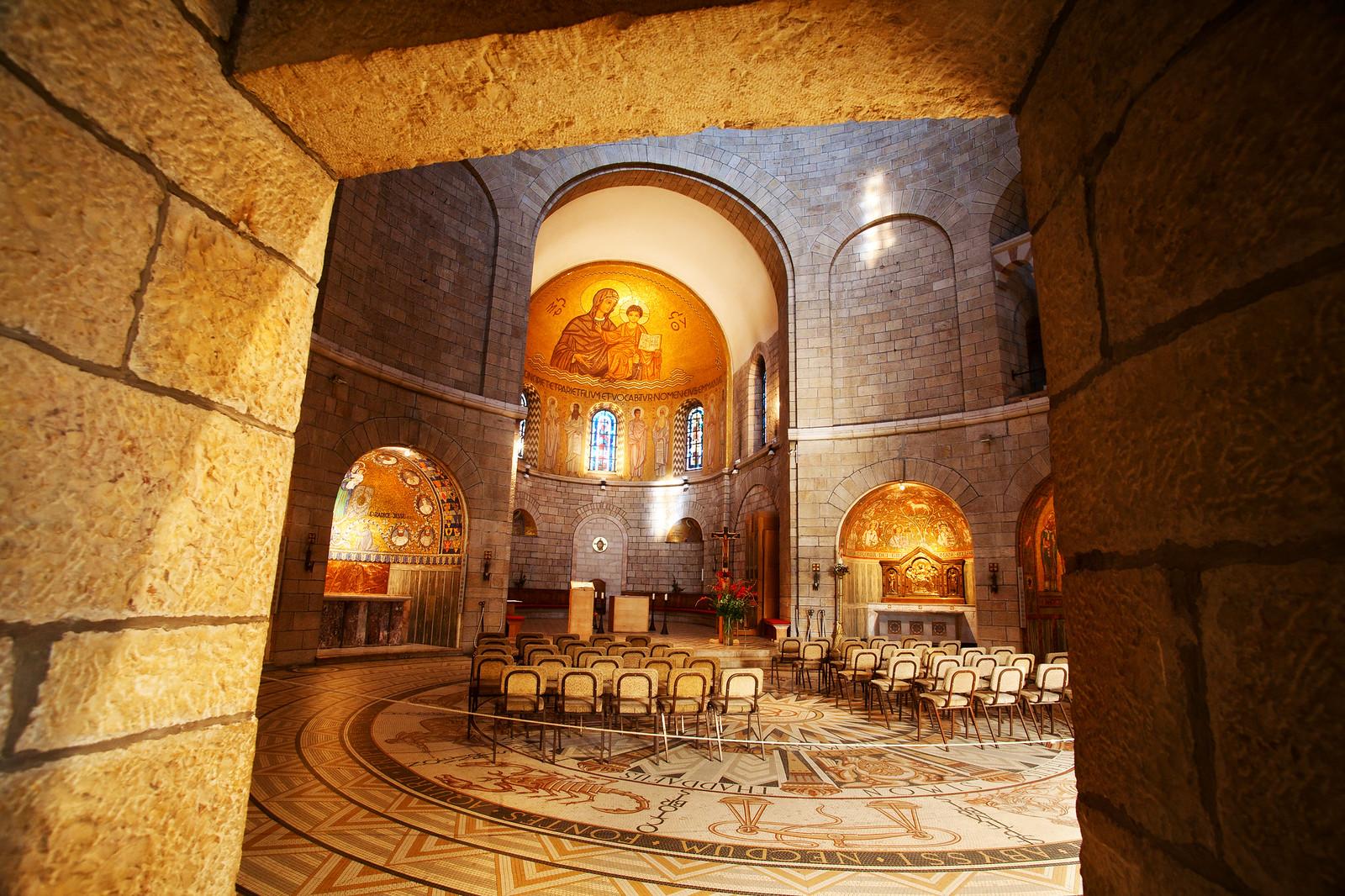 Jerusalem_Dormition Abbey_6_Noam Chen_IMOT