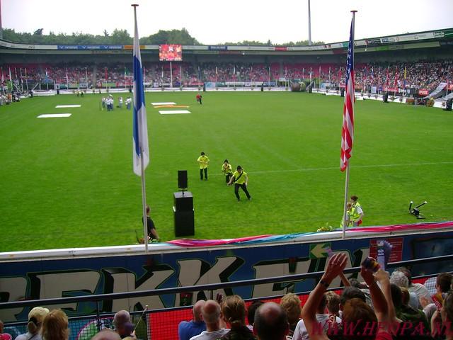2007-07-16 Startbewijs op halen en vlaggen parade. (34)