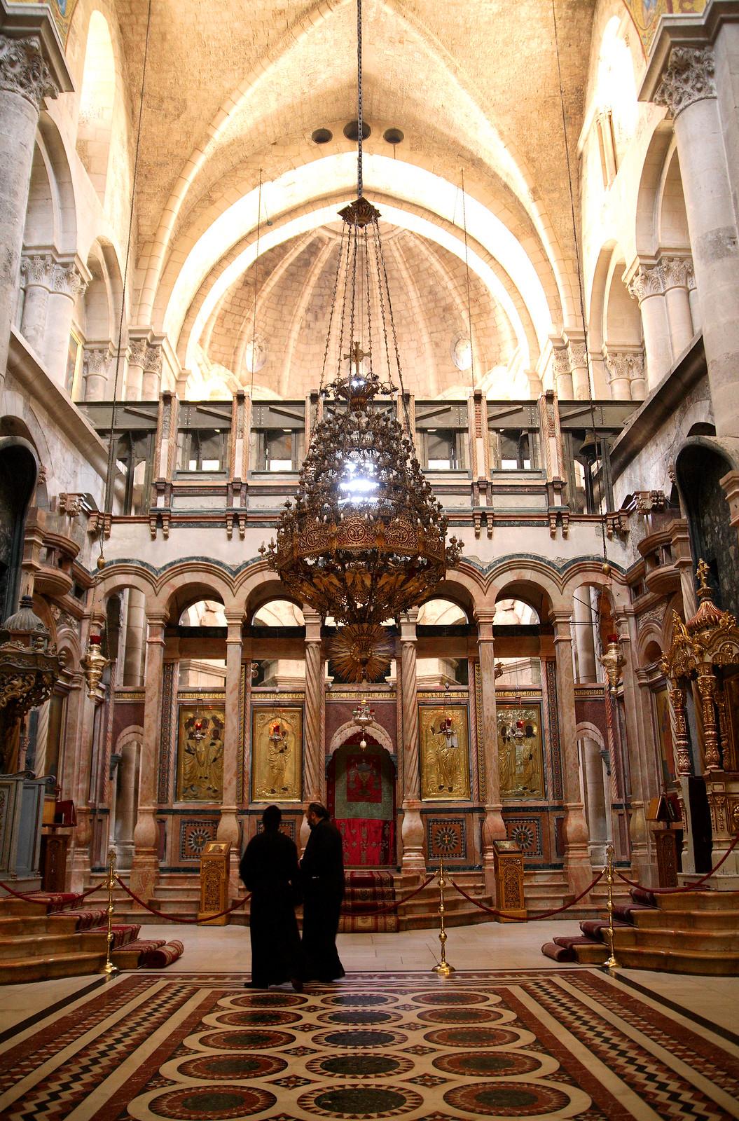 Jerusalem_Holy Sepulcher_8_Noam Chen_IMOT