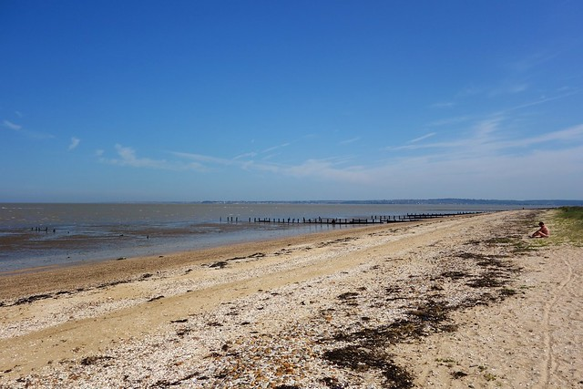 A visit to Leysdown and Swale on the Isle of Sheppey in the Thames Estuary