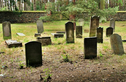 Jewish cemetery in Szlichtyngowa (Poland) | by KrzysztofTe Foto Blog