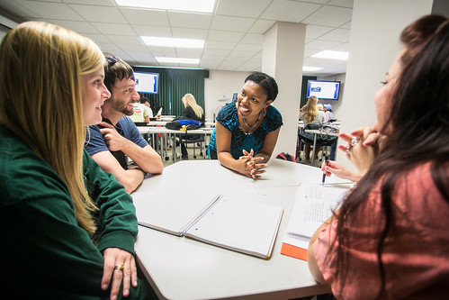 One-on-One Student-Teacher Interaction   by Georgia Southern University