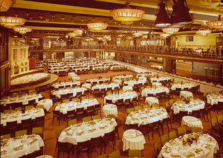 Interior of the Mayfair Ballroom