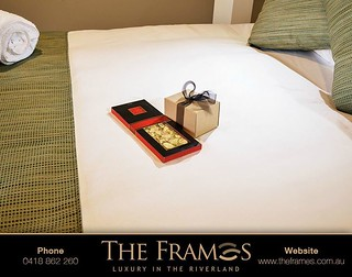 Local goodies, our gifts to you whilst staying at The Frames #Luxury #Accommodation #Retreats #Riverland | by The Frames Luxury Retreats