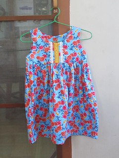 Dress O from Girl Style Book , size 2