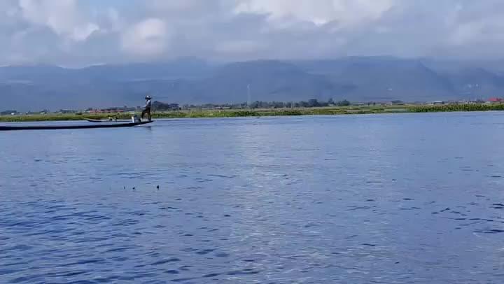 Myanmar entre le Lac Inlé et le lac Sankar