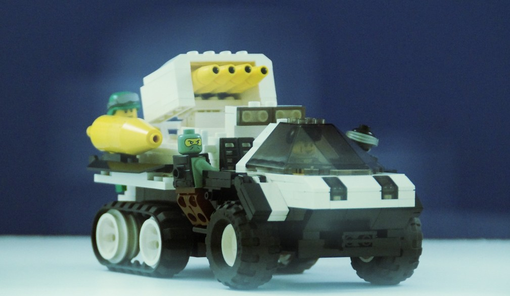 CUSTOM G.I ------------ CUSTOM LEGO JOE ACE