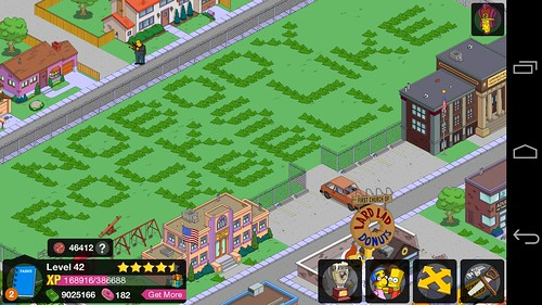This was sent to me by a TSTO Addicts reader.  Way to awesome not to share.  Do you know the episode referenced?
