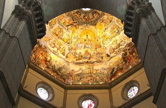 CATHEDRALE DI SANTA MARIA DEL FIORE, FLORENCE, ITALIA.