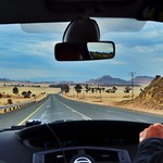Driving through the Free State