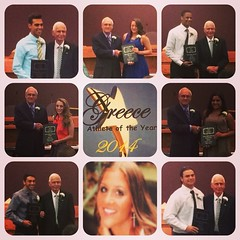 Congratulations to all our athletes who were nominated as Greece Athletes of the Year! #trojanpride
