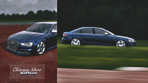 Forza 5 Audi S4 Bagged | by UkrainianHype