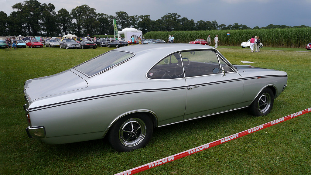 Opel Rekord C 1900 H Sprint Coupe 1967 71 Classic Days S