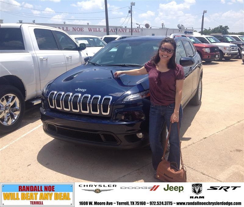 Congratulations to Aria Mcccall on your #Jeep #Cherokee pu ...