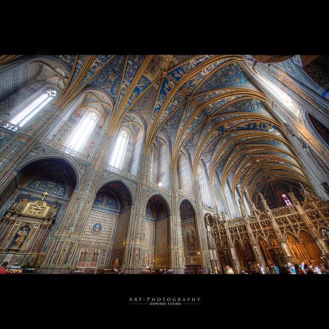 Sainte-Cécile Cathedral - Albi