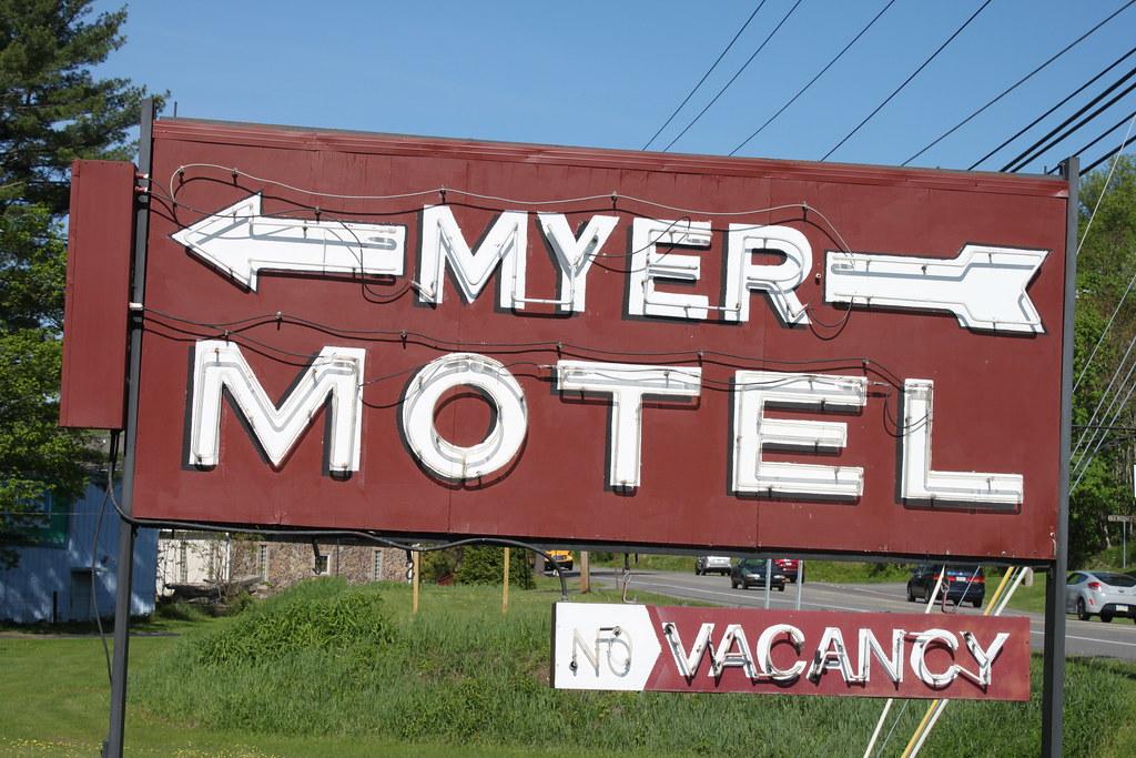Myer Motel Milford Pa Joseph Flickr