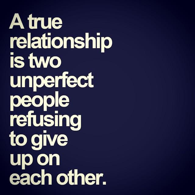 A true relationship ... #quote #fredaaronblake #likeforlike #blue