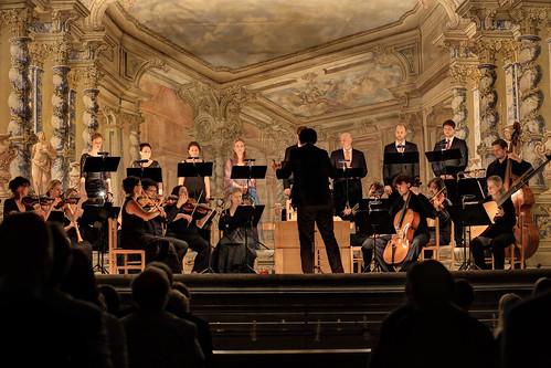 Mezinárodní hudební festival Český Krumlov 2014, Collegium 1704 v Barokním divadle / International Music Festival Český Krumlov 2014, Collegium 1704 in Baroque Theatre