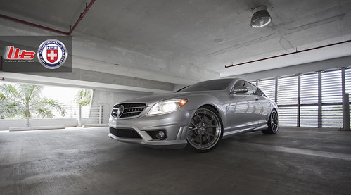 Mercedes Benz CL65 AMG on HRE S101 | by wheels_boutique