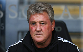 picture of Steve Bruce