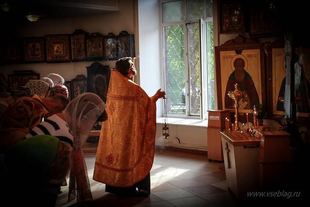 15 июня 2014, Неделя 1-я по Пятидесятнице, Всех Святых.