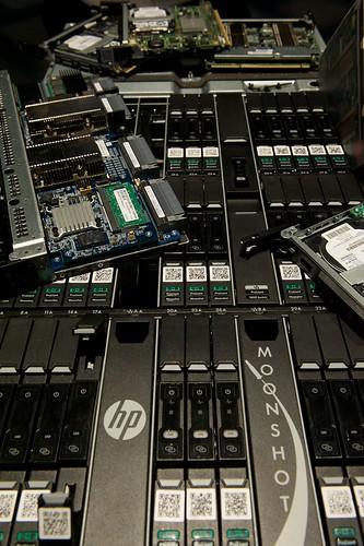 HP Moonshot Server Cartridges | by Aaron Paxson
