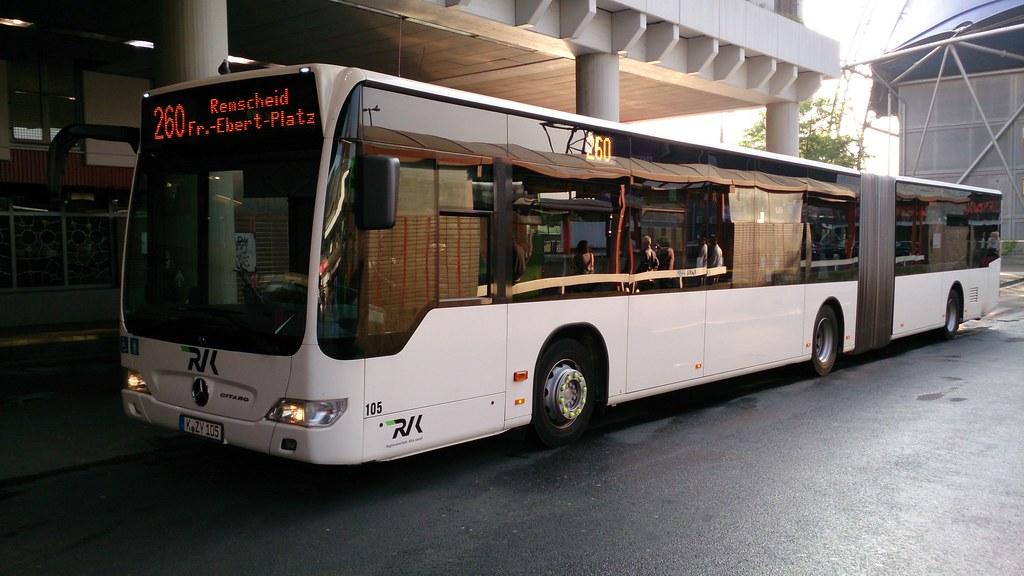 Linie 260 Köln