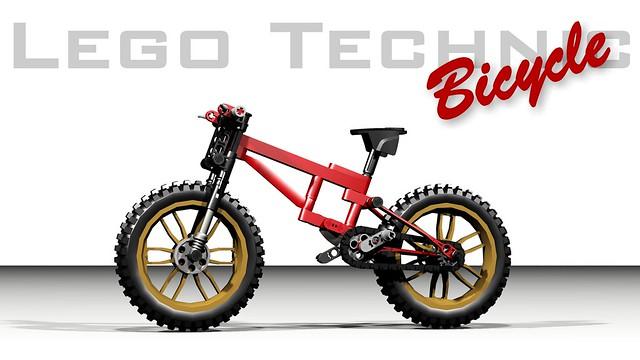 Lego Technic Bicycle