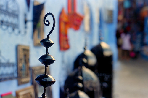 Chefchaouen wares | by Stephen Dowling